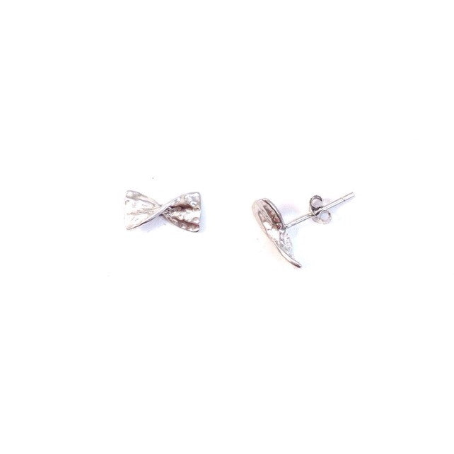 Bowtie Posts $16 | Sterling Silver Stud Earrings | Light Years Jewelry