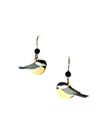 Chickadee Earrings by Sienna Sky | Sterling Silver | Light Years