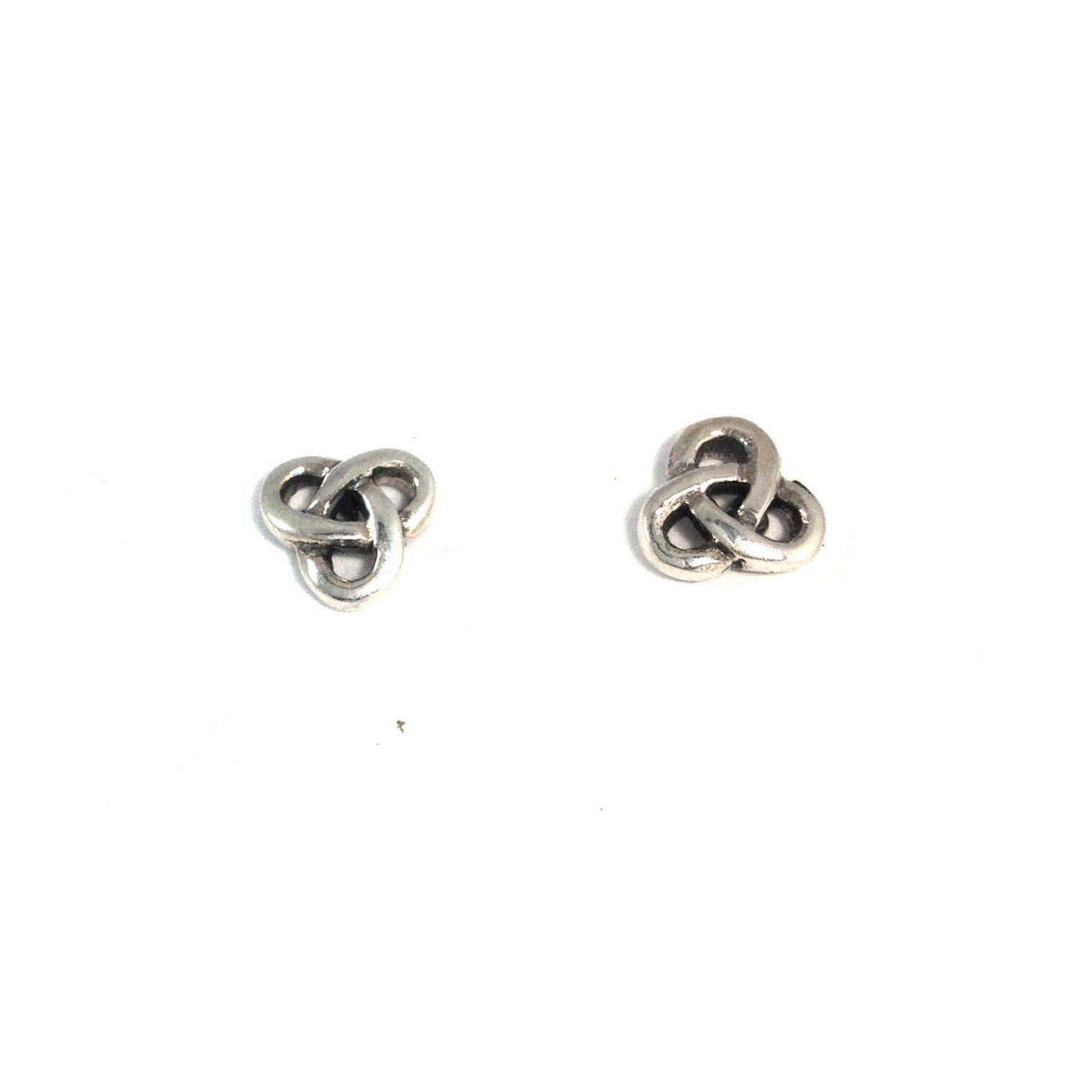 Celtic Knot Posts, $10 | Sterling Silver Stud Earrings | Light Years