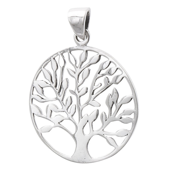 Tree of Life Pendant, $20 | Sterling Silver | Light Years Jewelry