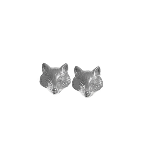 Fox Posts, $16 | Sterling Silver Stud Earrings | Light Years Jewelry