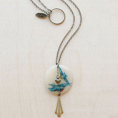 Beijo Brasil Swoon Necklace, $30 | Light Years Jewelry