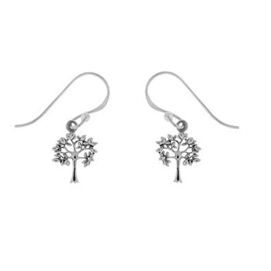 Tree of Life Earrings, $20 | Sterling Silver | Light Years Jewelry