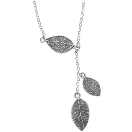 Falling Leaves Necklace, $30 | Sterling Silver | Light Years Jewelry