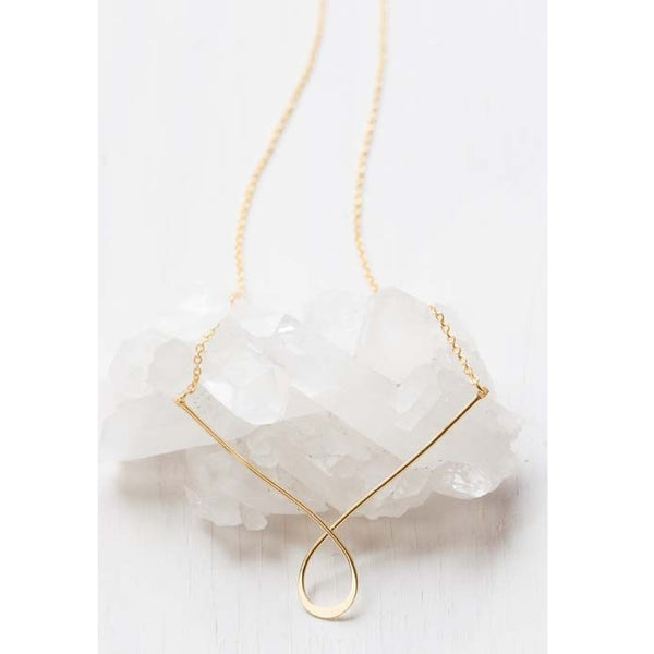 Delicato Necklace by Amano, $26 | | Light Years Jewelry