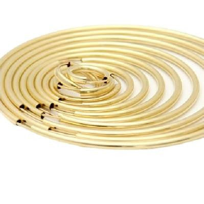 Thick Gold-Filled Endless Hoops, $22-30 | Many Sizes! | Light Years