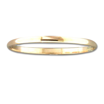 Thin Gold Filled Band, $8 | Stacking Ring | Light Years Jewelry