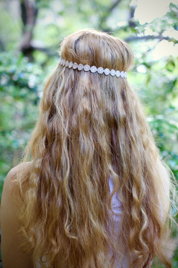 Daisy Hair Wrap | Light Years Jewelry