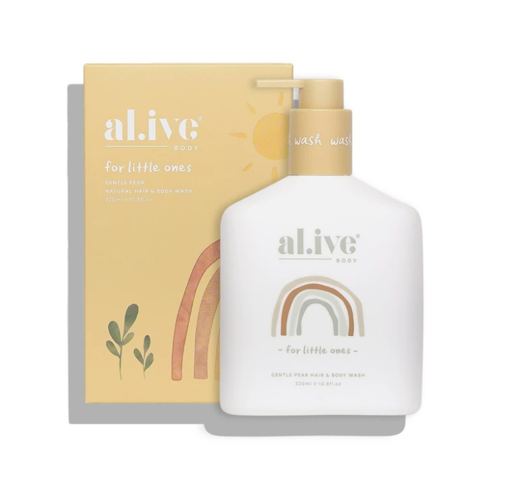 al.ive Baby Body Wash