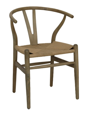 Wishbone Oak Chair