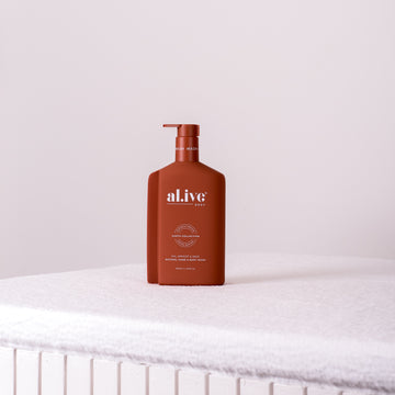 al.ive Hand & Body Wash - Fig, Apricot & Sage