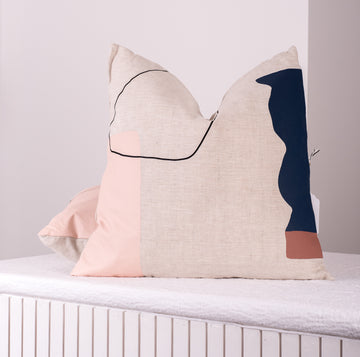 Arles Square Cushion