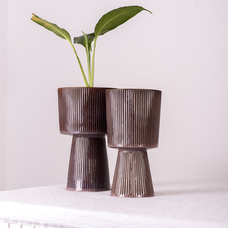 Ceramic Pot - 2 sizes