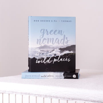 Green Nomads Wild Places Book