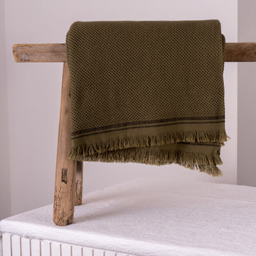 Texture Nurture Throw - 2 colours
