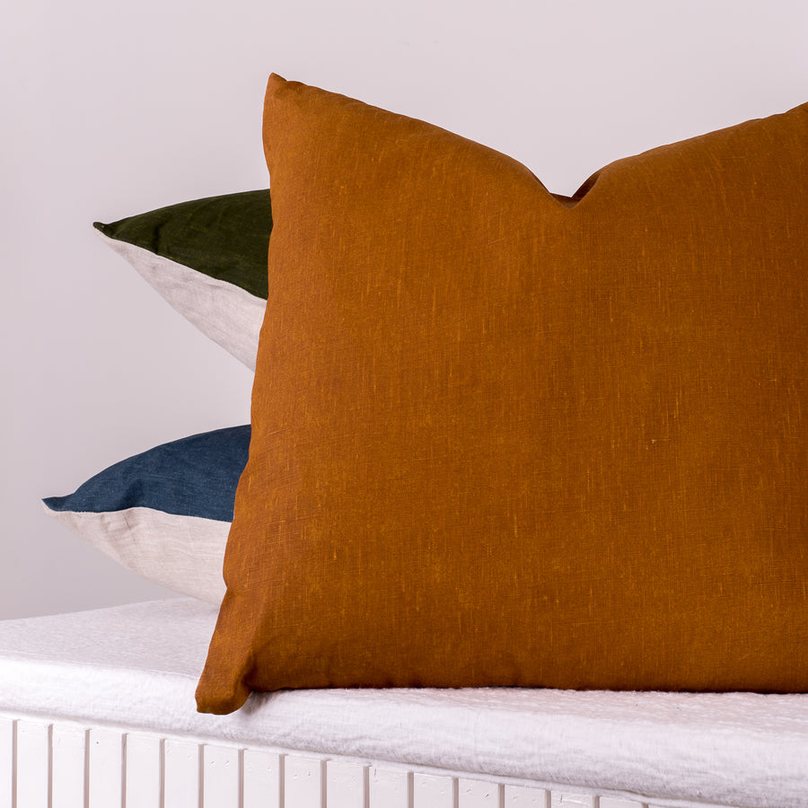 Square Linen Cushion