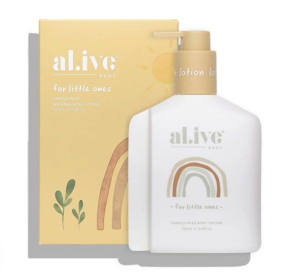 al.ive Baby Body Lotion