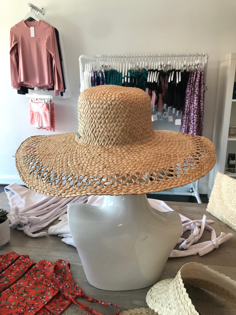 O'Neill Straw Beach Hat