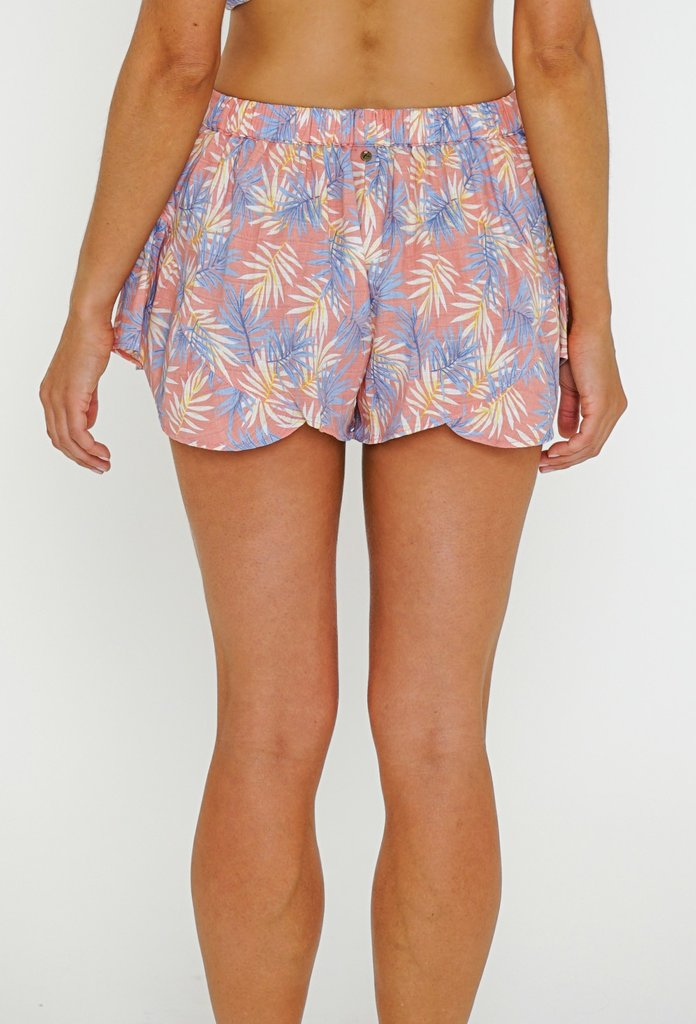 Desert Flower Short - Floral