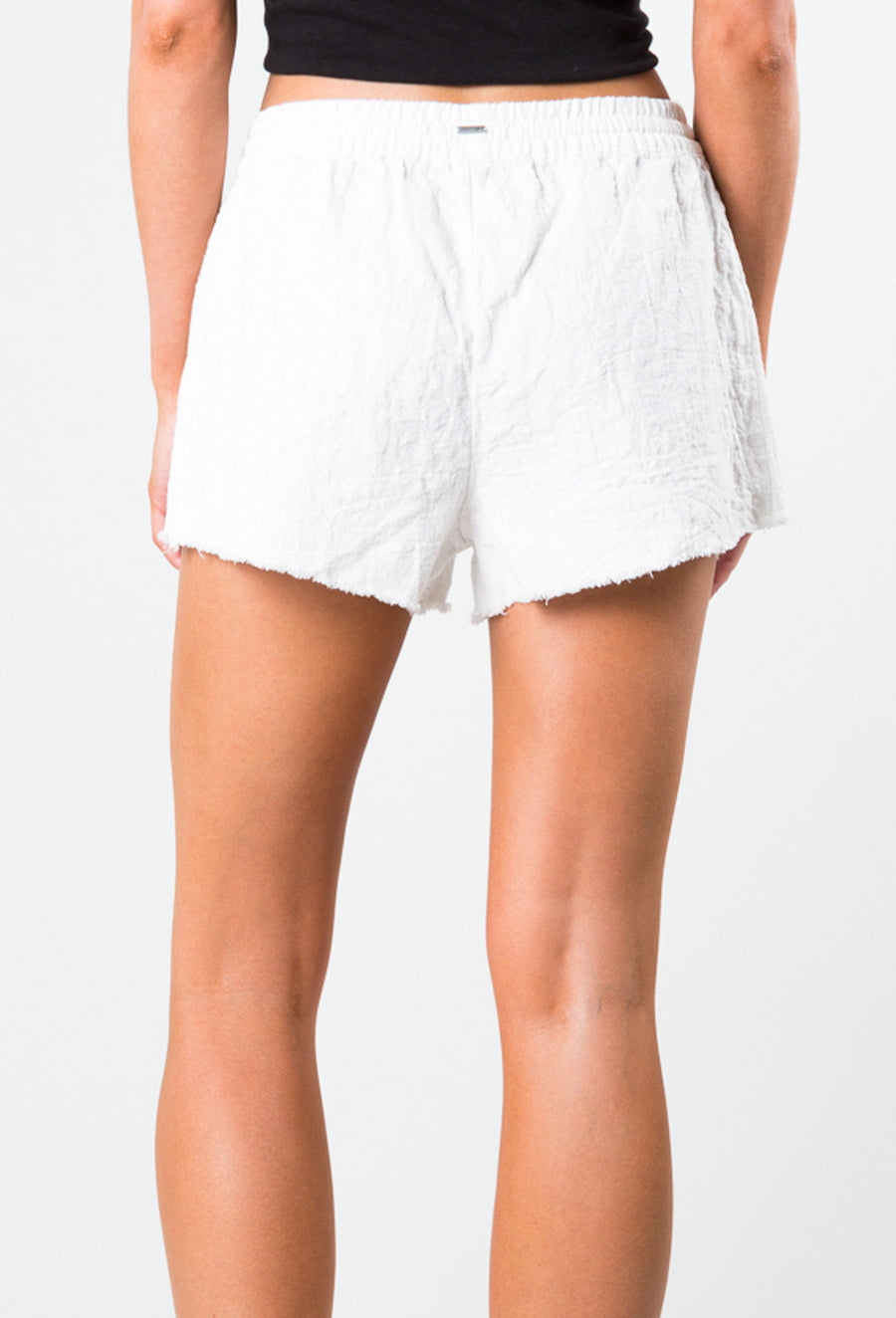 Heartbreaker Short - White