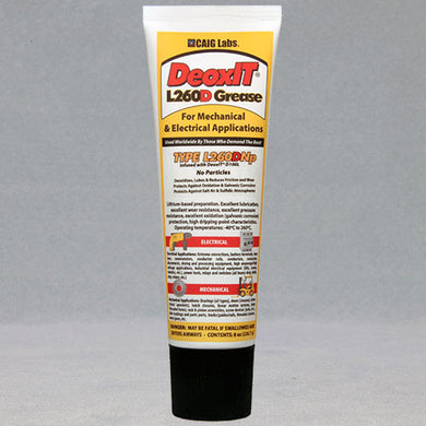 DeoxIT®PLUS Grease, , No particles, 226 g,  tube, L260-DN8