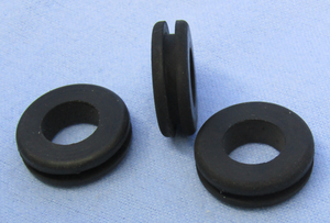 Rubber Grommets 3/16 x 5/16, 100 CT, 10-047C