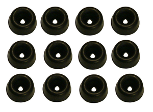 RUBBER BUMPER/FOOT, 10-602