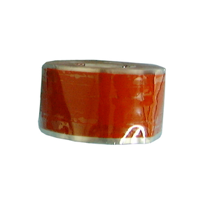 "SI Tape 1""x10' Orange-Red, 12-3418"