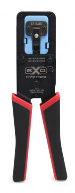 EXO Crimp Frame™ with EZ-RJ45 Die. Clamshell., 100062C