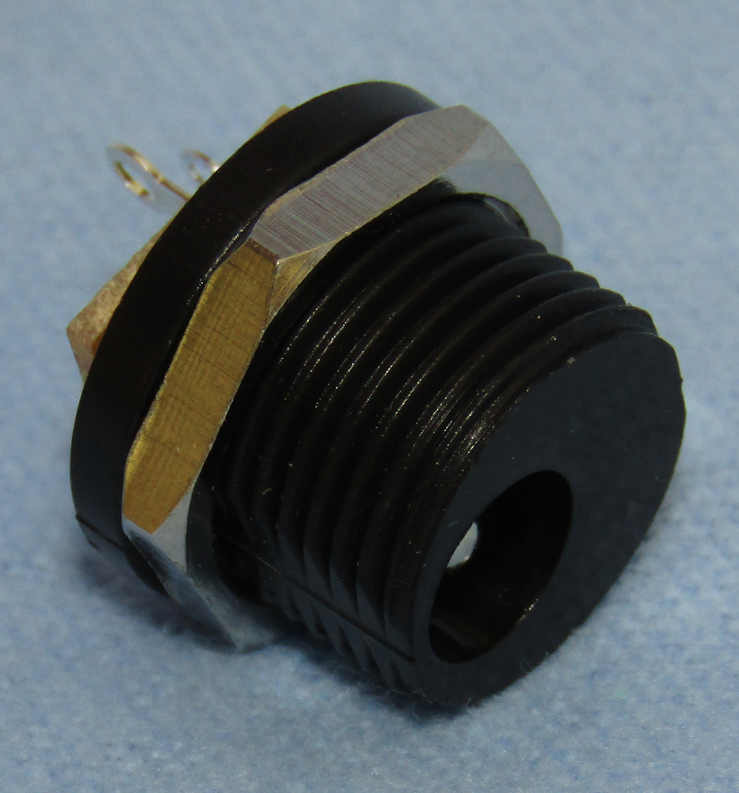 2.5mm x 5.5mm Panel Mount DC Power Jack, 248