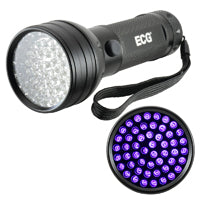 51 LED UV Blacklight Flashlight, 27-010