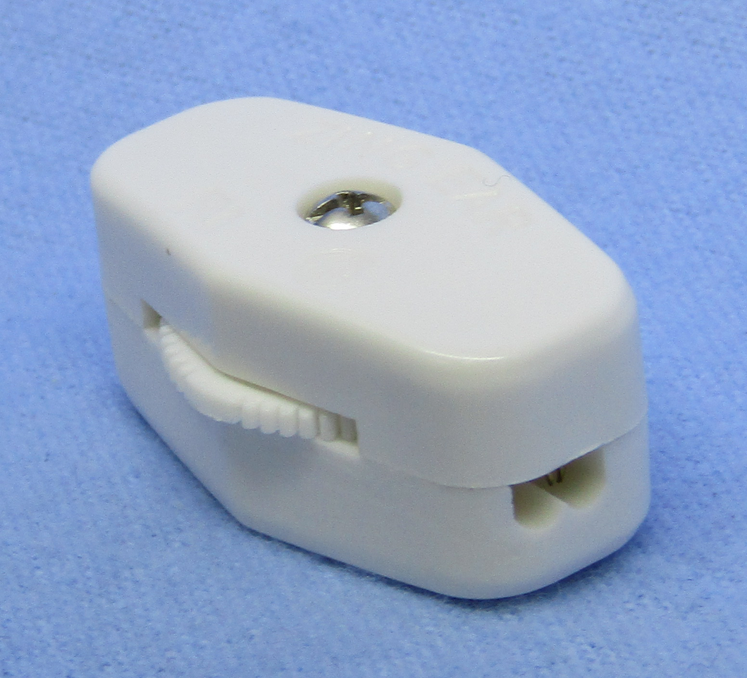 Cord Switch, SPST 6A @125V for SPT2, On-Off, 30-10098