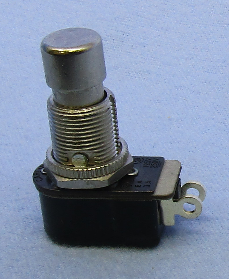 PUSHBUTTON SWTCH, 30-14450