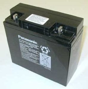 12V 17AH Sealed Lead Acid Battery / Screw Post  , LC-RD1217P