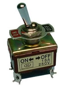 Standard Size Toggle Switch 30-1140