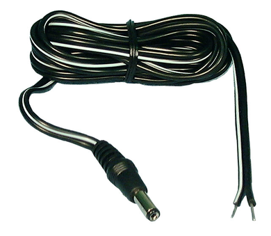 1.0mm X 7.0mm DC Power Cord  6ft 24AWG, 48-412