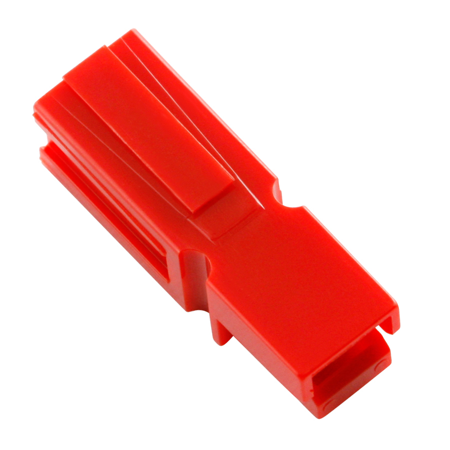 DC-S Power Connector-Red, 49-010