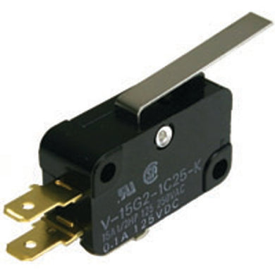 Snap Action Switch,  Hinge Lever, 54-403