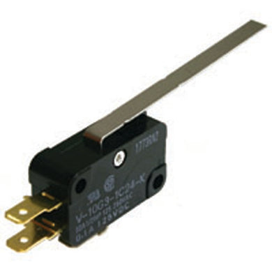 Snap Action Switch,  Long Hinge Lever, 54-409