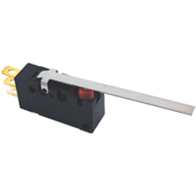 Snap Action Switch, Sealed, Long Hinge Lever, 54-480WT