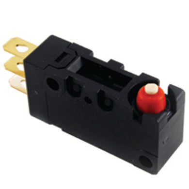 Snap Action Switch, Sealed, Pin Plunger, 54-482WT