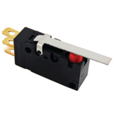 Snap Action Switch, Sealed, Hinge Lever, 54-484WT