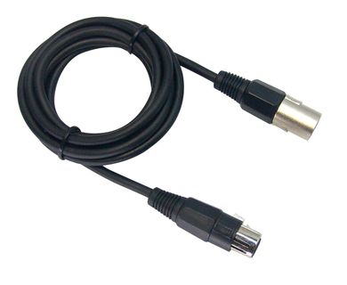 Balanced Mic Cable - 17 ft., 71-1575
