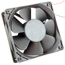 Load image into Gallery viewer, FAN 12VDC 120 X 120 X 38MM Wire Leads  3800RPM 138.4CFM 54DB