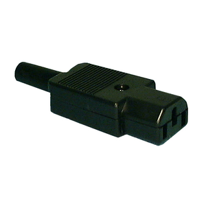 IN-LINE FEMALE IEC CONNECTOR 10A 250VAC, 8522