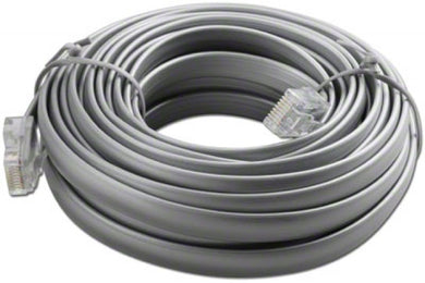 25FT PHONE CABLE, DC-504P-25SV
