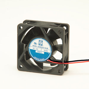 24VDC 60mm .09A FAN, OD6025-24MB