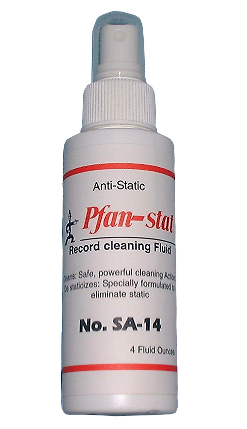 Record Cleaning Spray, SA-14
