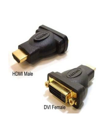 ADAPTOR HDMI-M TO DVI-D SINGLE LINK/F