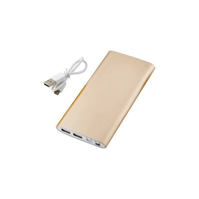 8000 maH  Power Bank-Gold, CEL-PB8000G